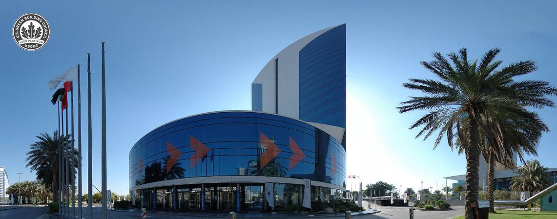 Dubai Chamber, UAE - LEED Platinum; 2013