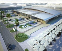 Design of chilled water supply system for executive jet terminal and four hangars, Dubai South, Dubai, United Arab Emirates