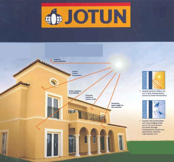Jotun Paints, Dubai, United Arab Emirates