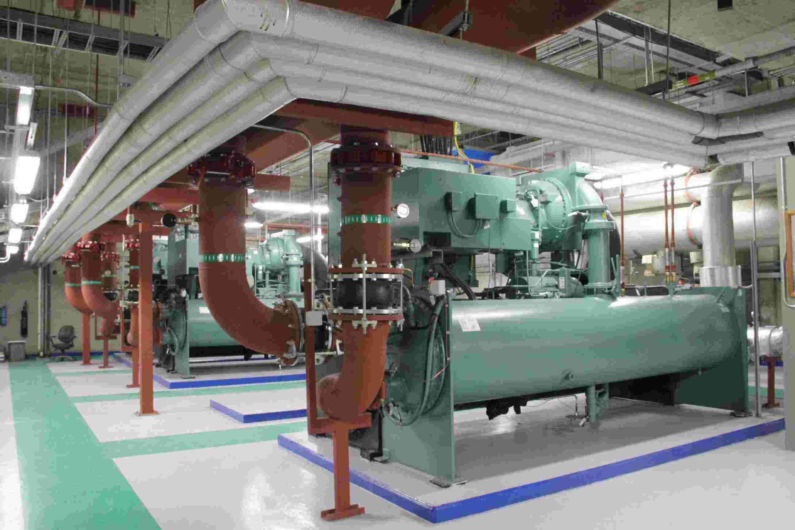 Dubai World Trade Center Chiller Plant Retrofit 2013 - Image3