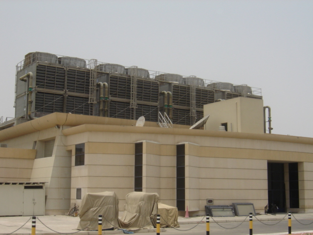 The Dubai Airport Free Zone Central Chilled Water Plant Risk Assessment Study, Dubai, United Arab Emirates