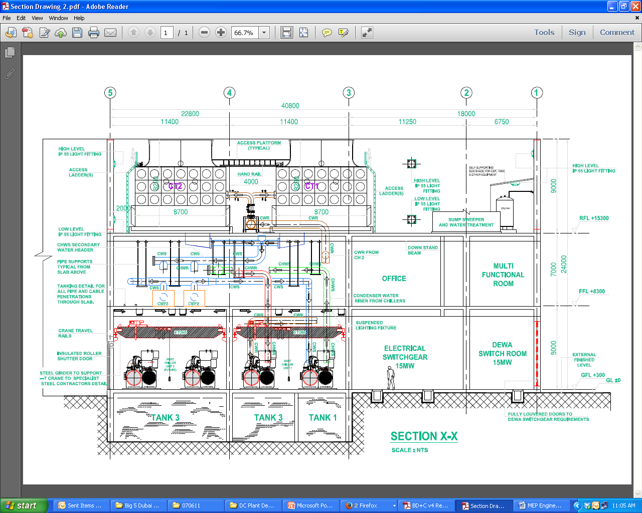 District Cooling Plant Design With Stellar Llc Green