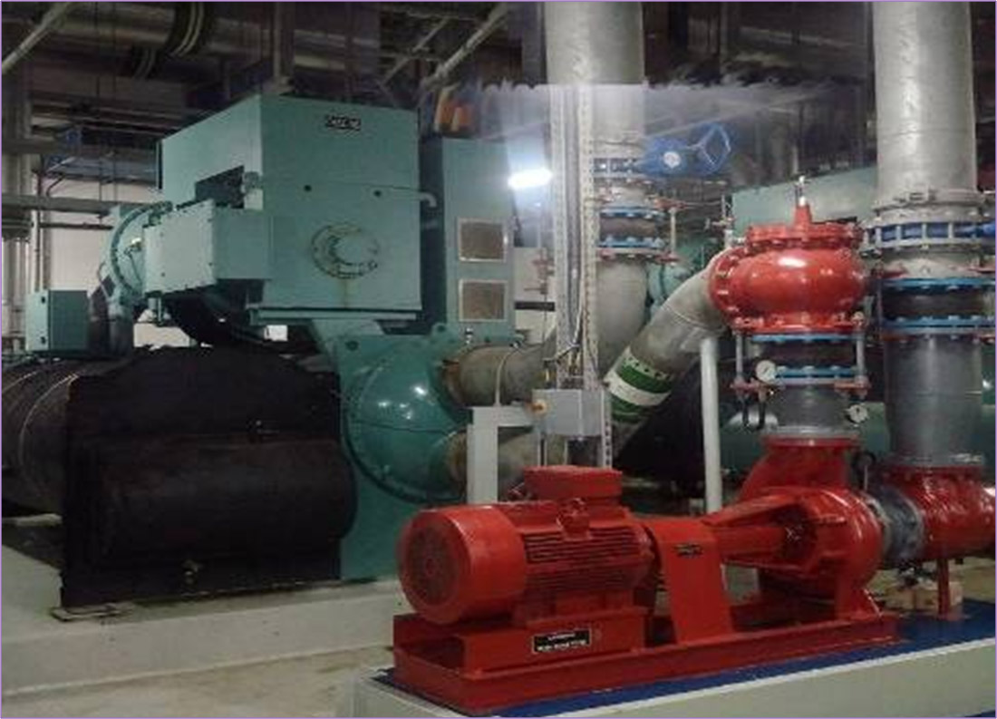 Chilled water plant inspection and retrofit, Grand Hyatt Dubai, United Arab  Emirates