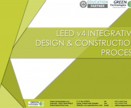 LEED v4 Integrative Design & Construction