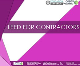 LEED v4 for Contractors