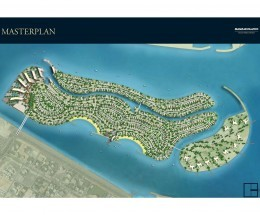 Al Mamzar Island Development, Dubai, United Arab Emirates