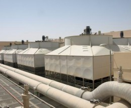Barwa City and Commercial Avenue Chiller Plant Retrofit - 2014, Doha, Qatar