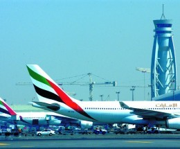 Dubai International Airport, U.A.E