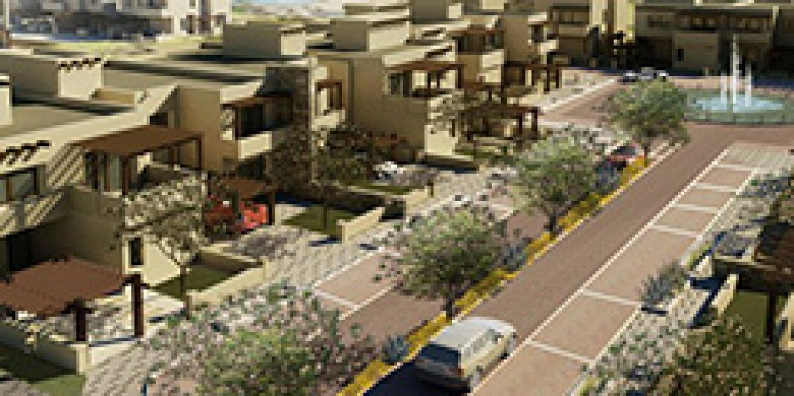SABIC – AL WASEEL HILLS, RIYADH, KSA PURSUING LEED FOR HOMES (INTERNATIONAL PILOT VERSION)