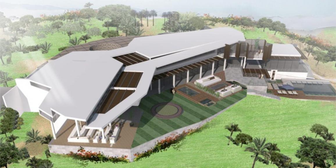 Renewable Energy for Private Villas