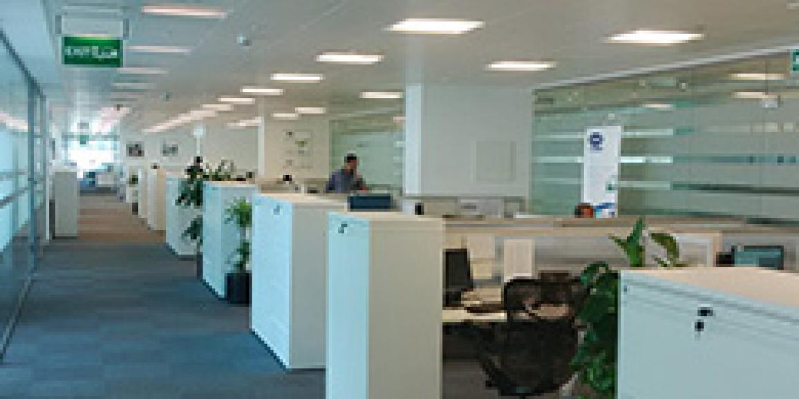 CARRIER UTC OFFICES DUBAI, UNITED ARAB EMIRATES