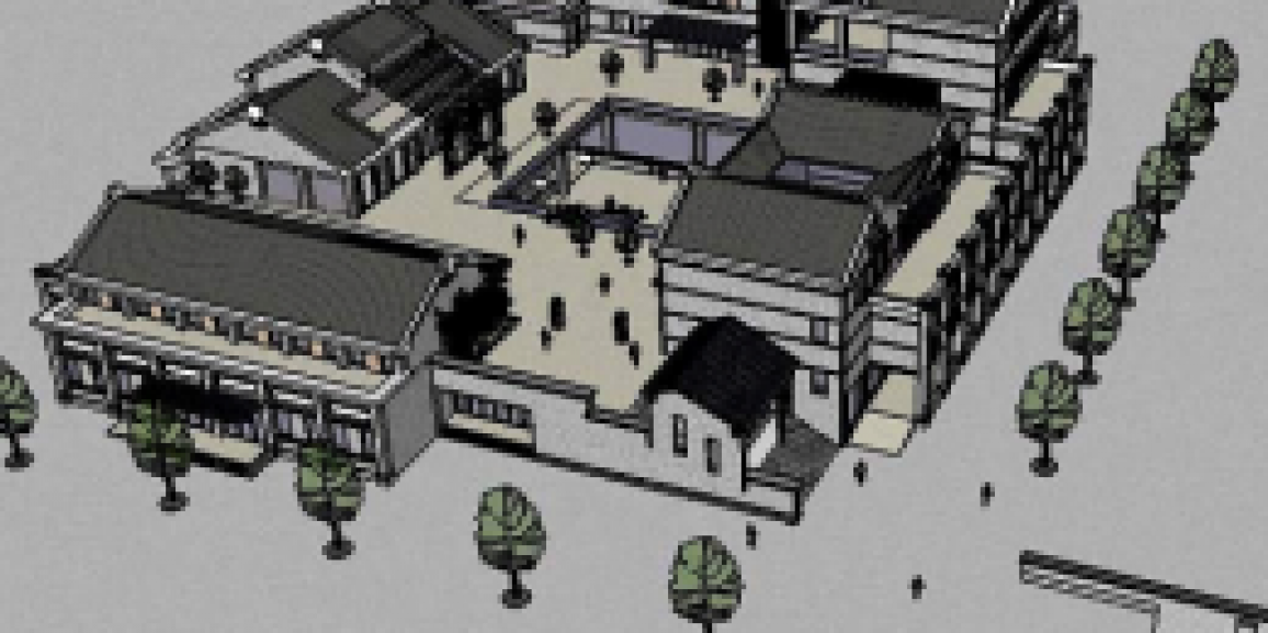 Projects A, B, And C (Retail+Offices+Hotel) Zhenjiang, Jiangsu Province, China
