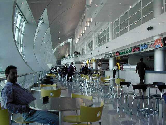 Dubai International Airport, U.A.E -Image4
