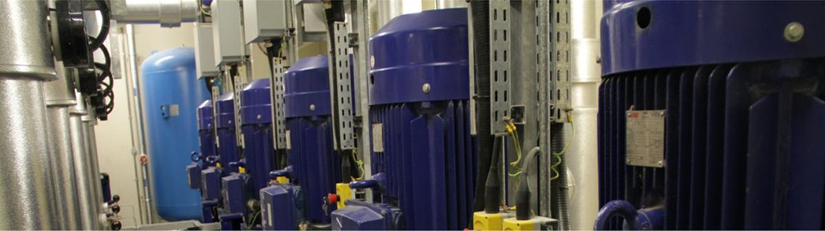 MEP consultants,Dubai-Large Capacity Cooling Plants, Water Treatment