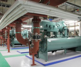 Dubai World Trade Center Chiller Plant Retrofit 2013
