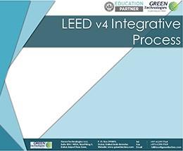 LEED v4 Integrative Process