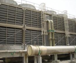 Improvement Of Chilled Water Plant Area At Dubai Airport Free Zone, Dubai, United Arab Emirates