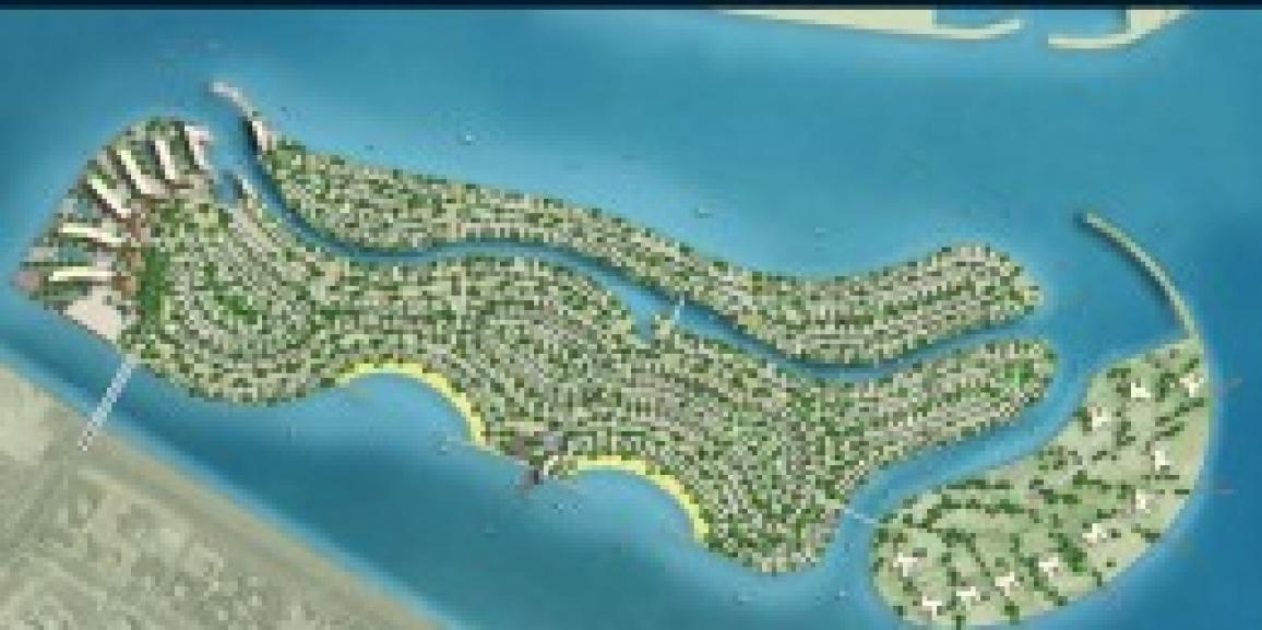 Al Mamzar Island Development, Dubai, United Arab Emirates
