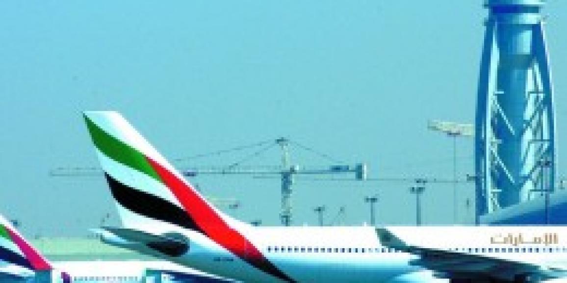 Dubai International Airport, U.A.E