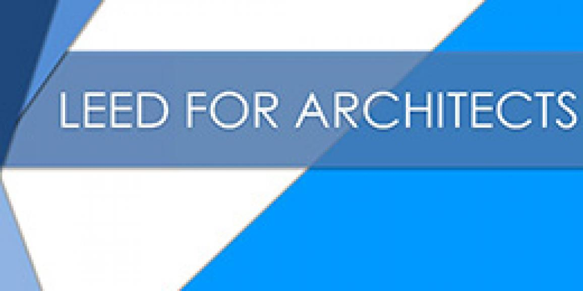 LEED v4 for Architects