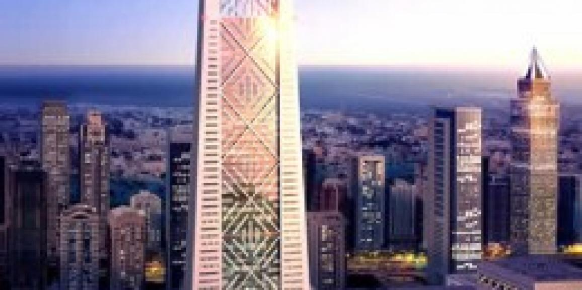 DIFC Lighthouse, Dubai, United Arab Emirates