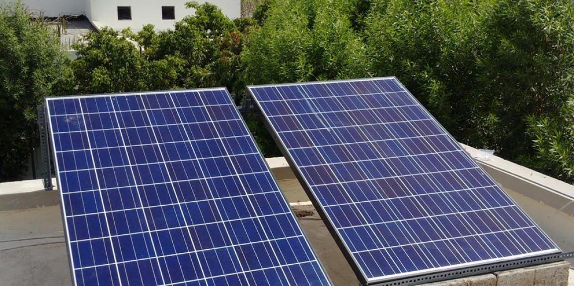Demonstration Project: Off-Grid System, Dubai, UAE