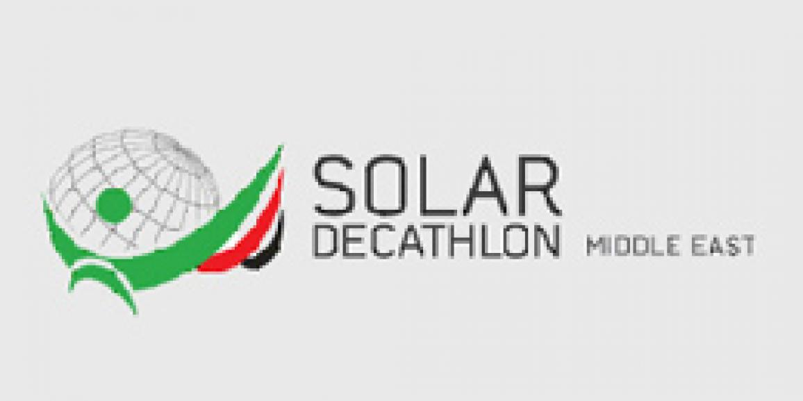 Solar Decathlon Middle East 2018, Dubai, United Arab Emirates